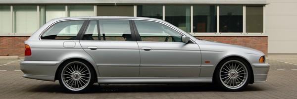 Alpina B10 3.3 Touring #049 76.000 km